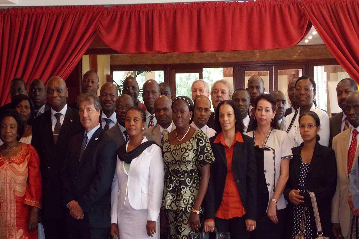 Atelier Audit de performance Yaoundé 2012