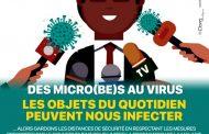 Quelques conseils sur l'infection humaine par le nouveau coronavirus (2019-nCoV) 7